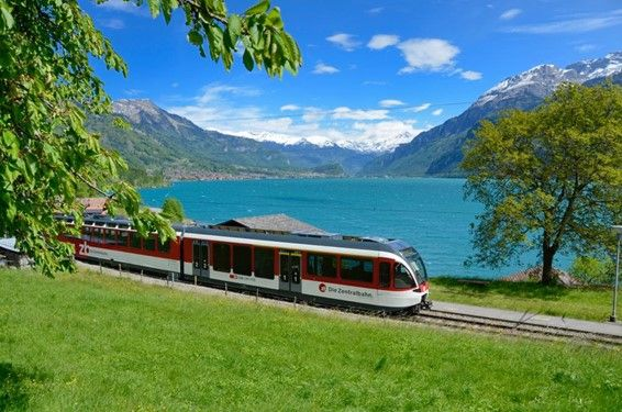 Luzern Interlaken Express