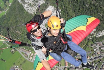 swiss-paragliding