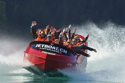 Jetboat Scenic Ride