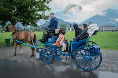 Vögeli Carriage Rides and horseback ridings
