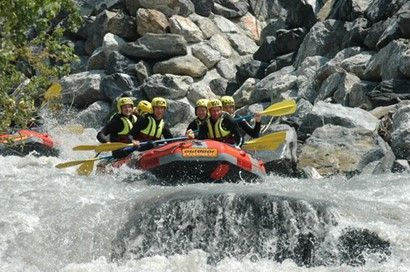 Rafting Simme